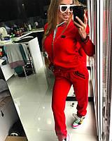 Яркий красный спортивный костюм GUCCI