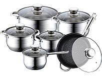 Набор посуды Royalty Line RL 1231M