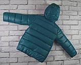 Зимняя подростковая курточка, фото 4