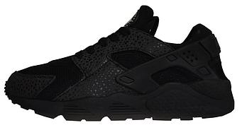 "Мужские кроссовки Nike Air Huarache ""Black"""
