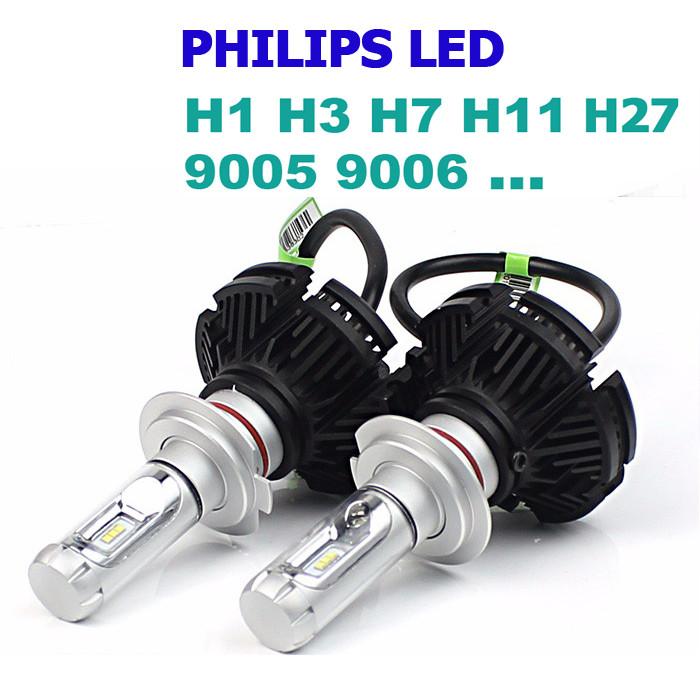 Светодиодные лампы для авто филипс