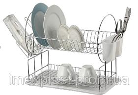 Сушка для посуды 2-яр CLASSIC 4497