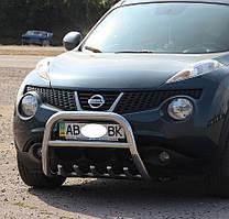Кенгурятник на Nissan Juke (c 2010---) Ниссан Жук PRS