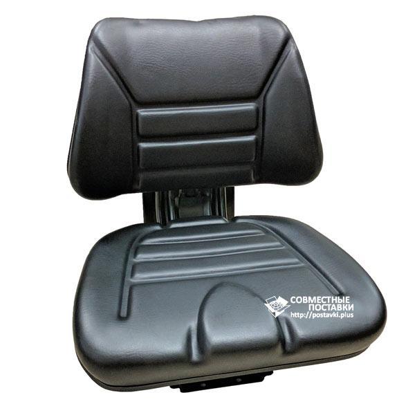 Сиденье универсальное  МТЗ, ЮМЗ, Т-16, Т-25, Т-40, Т-150 кресло с регулировкой веса водителя Star (Турция)