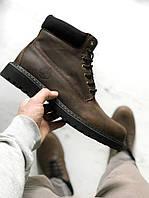 Ботинки мужские зимние Timberland / ботинки Тимберленд