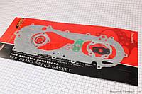 Прокладки двигателя  43 мм  на скутер 2 т цепной вариатор ТВ