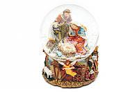 Водяна куля Різдвяна композиція
