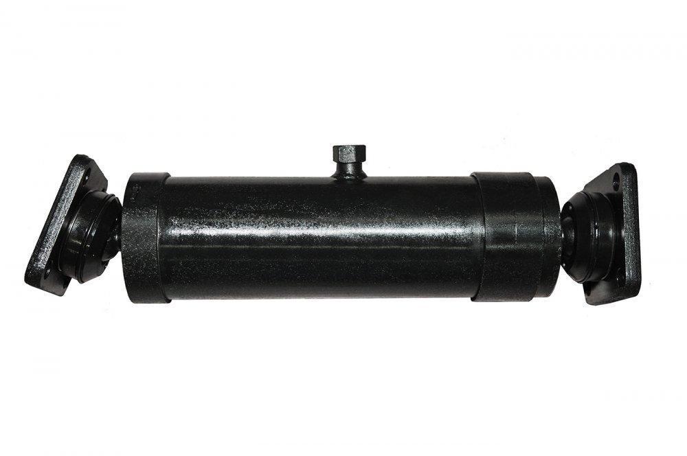 Гидроцилиндр подъема платформы (кузова) НЕФАЗ 3-х штоковый 8560-8603010-01