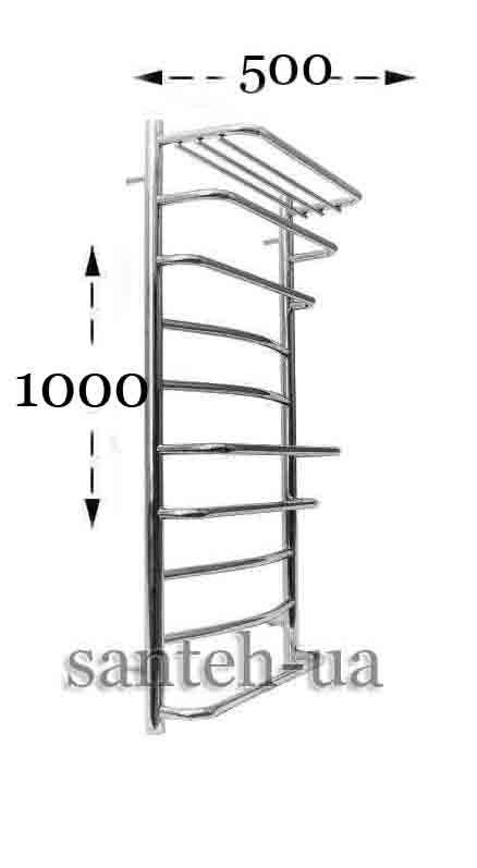 Полотенцесушитель Ravans Стандарт 500х1200
