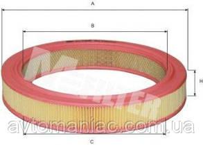 Воздушный фильтр Mazda gd