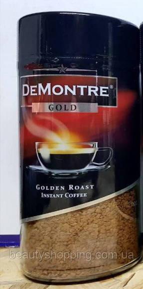 De Montre Gold кофе растворимый 200 гр