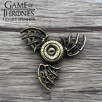 Game of Thrones Fidget Spinner. Игра престолов. Спиннер
