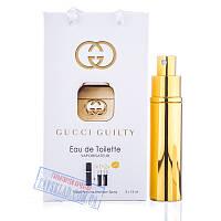 Набор подарочных женских духов Gucci guilty 45 мл