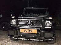 Фары передние MANSORY стиль Mercedes G-Class, фото 1