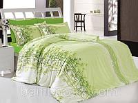 Комплект бамбуковой постели Lara Yeşil