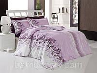 Комплект бамбуковой постели Lara Lila, фото 1