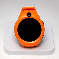 Умные часы Wonlex Smart Baby Watch GW600 (Q360) Orange  GPS-часы с камерой