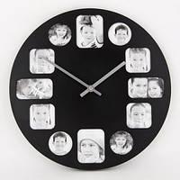 Оригинальные Часы Фоторамка Моя Семья
