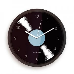 Оригинальные Часы Пластинка