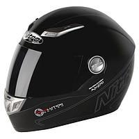 Шлем интеграл Nitro AIKIDO BLACK Англия