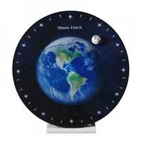 Оригинальные Часы Лунное Время