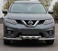 Кенгурятник на Nissan X-Trail T32 (c 2014---) Ниссан Х Треил PRS