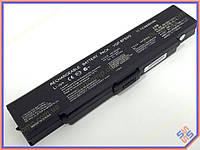 Батарея для ноутбука SONY VAIO (BPS9) VGN-AR, VGN-CR, VGN-NR, VGN-SR,  VGN-SZ VGP-BPL9, VGP-BPS9, VGP-BPS9A/B, VGP-BPS9A (10.8V 4400mAh). Black