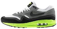 "Женские кроссовки Nike Air Max 1 Lunarlon ""Gray/Green"""