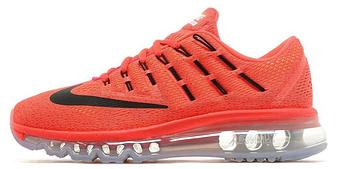 "Мужские кроссовки Nike Air Max 2016 ""Orange"""