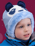 Шапка детская,зима,р.50-54