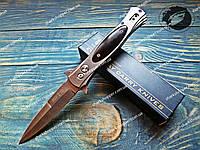Нож выкидной S-25 Скарабей
