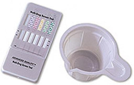 Експрес тест на 4 види наркотиків - амфетамін, марихуану, морфін, метамфетамін