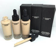 Тональная основа MAC Studio Waterweight SPF 30 Foundation 40 ТОН, фото 3