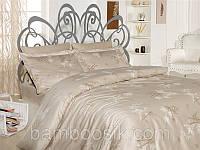 Комплект бамбуковой постели Dimitra Şampanya
