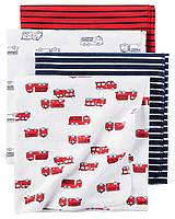 Фланелевые пеленки Carters  (набор 4 шт)