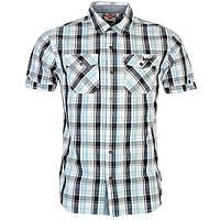 Мужская рубашка с коротким рукавом Lee Cooper