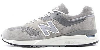 """Мужские кроссовки New Balance 997 """"Gray"""""""