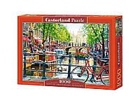 Пазл Амстердам, пейзаж 1000 эл., фото 1