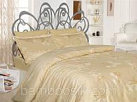 Комплект бамбуковой постели Dimitra Camel