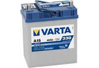 Аккумулятор VARTA 40 Ач  Blue Dynamic  АЗИЯ  A15 (1)