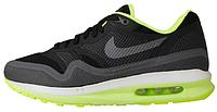 "Женские кроссовки Nike Air Max 1 Lunarlon ""Black/Gray"""