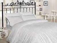 Комплект бамбуковой постели Orya Beyaz