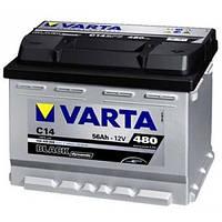 Аккумулятор VARTA 56 Ач  Black Dynamic  C14 (0)