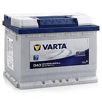 Аккумулятор VARTA 60 Ач  Blue Dynamic  D43 (1)