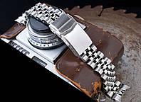 20мм ANGUS Jubilee 316L стальной браслет для Seiko Alpinist SARB017, SBDC091, SPB121J1