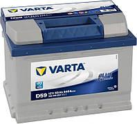 Аккумулятор VARTA 60 Ач  Blue Dynamic  D59 (0)