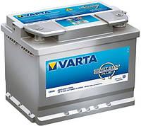 Аккумулятор VARTA  60 Ач  Start Stop plus  AGM  D52 (0)