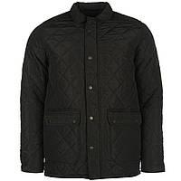 Мужская брендовая стеганая куртка Pierre Cardin