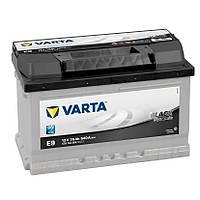 Аккумулятор VARTA 70 Ач  Black Dynamic  E9 (0)