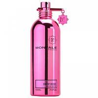 Парфюмированная вода унисекс Montale Deep Rose 100мл. edp Tester Original